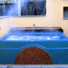 Massage whirlpools